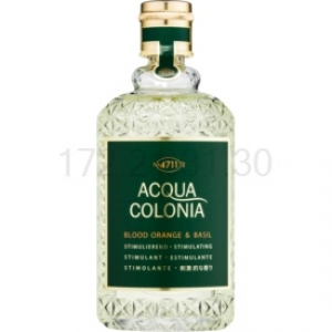 4711 Acqua Colonia Blood Orange & Basil kolinská voda unisex 170 ml